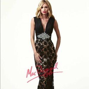 Mac Duggal Gala gown